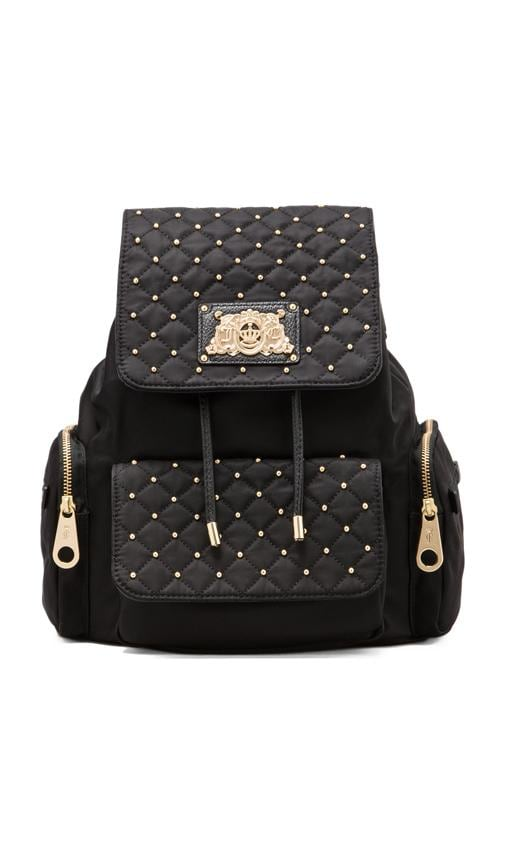 Venice Quilted Nylon Backpack