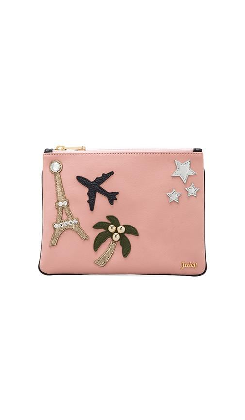 Glamour Girl Flat Pouch