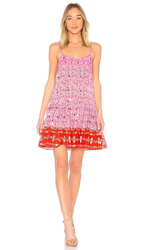 juliet dunn Sequin Dress in Pink