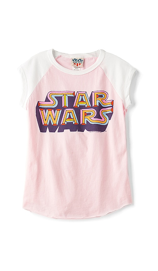 Junk Food Star Wars Tee in White