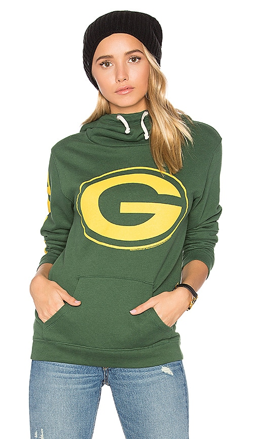 Junk Food Green Bay Packers Hoodie in Green