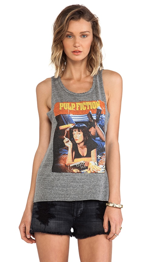 Pulp Fiction Triblend Easy Rider Tank