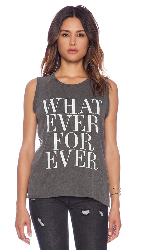 Whatever Forever Muscle Tee