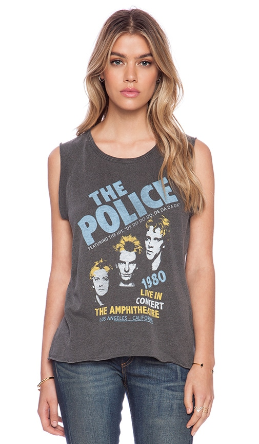 The Police Wanderer Tee