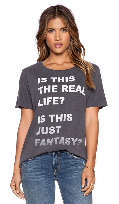 Is This The Real Life Tee