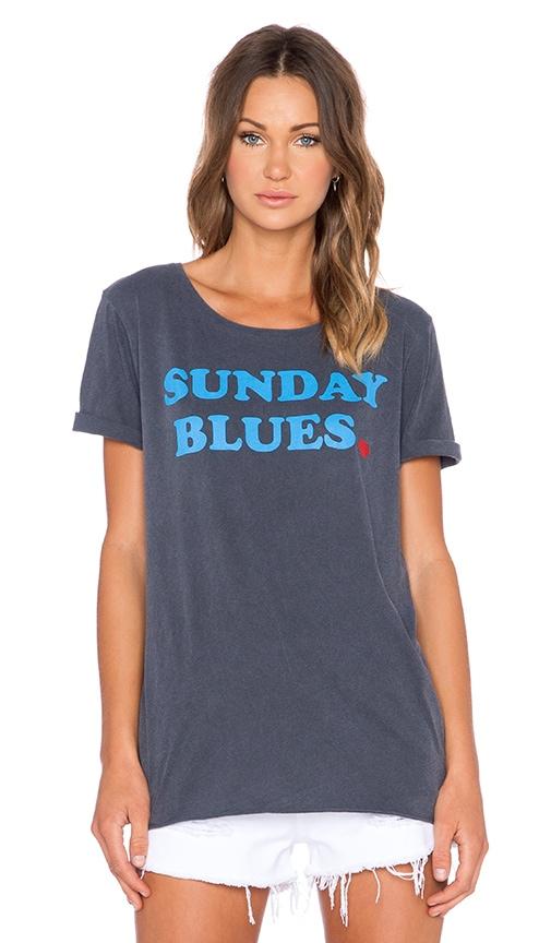 Sunday Blues Tee