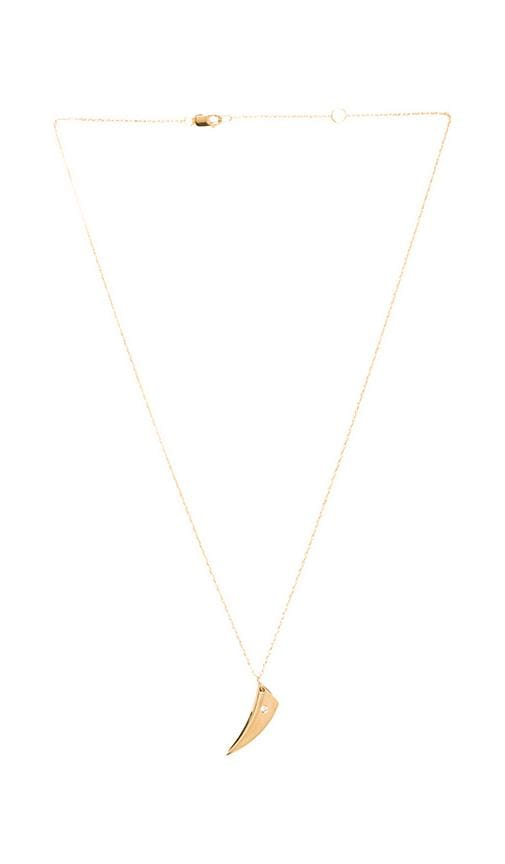 Hunter Small V Necklace