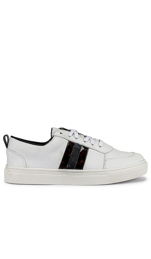 Kaanas ZURICH LACE UP WITH CONTRAST STRIPE SNEAKER