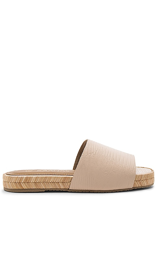 Kaanas Cap Ferrat Sandals in Beige