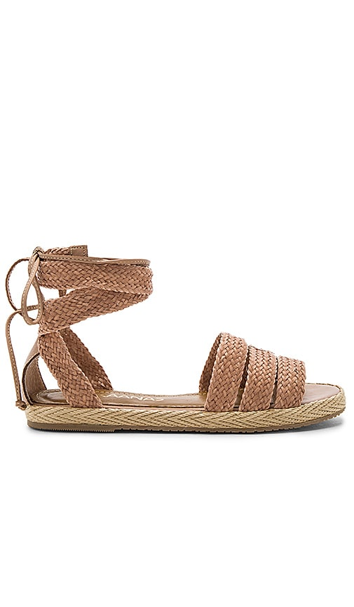 Kaanas Neith Sandals in Rose