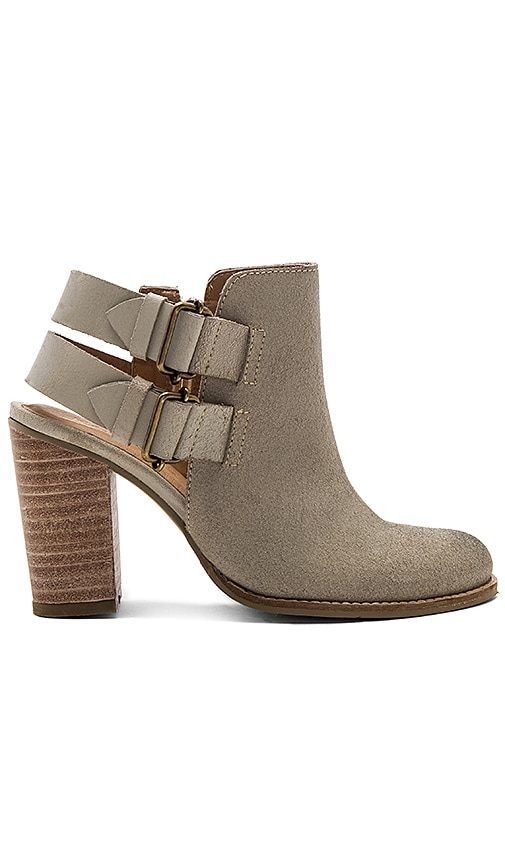 Kaanas Tuscon Booties in Light Gray