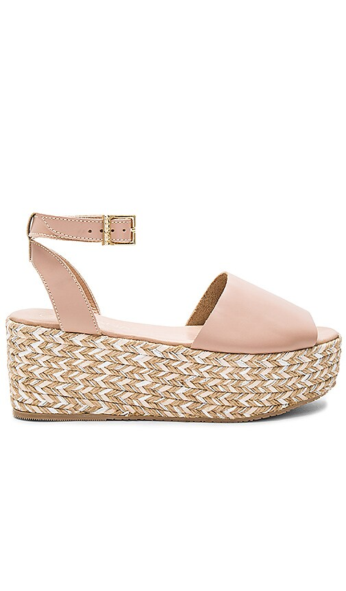 Kaanas Trinidad Sandal in Blush