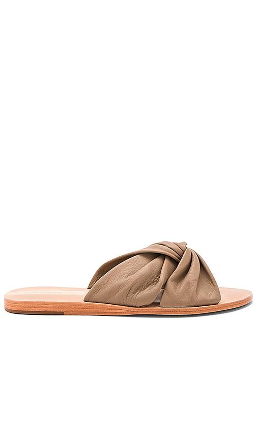 Belem Knot Slide Sandal. Kaanas