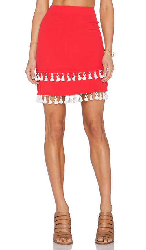 Kain Breezy Skirt in Pink