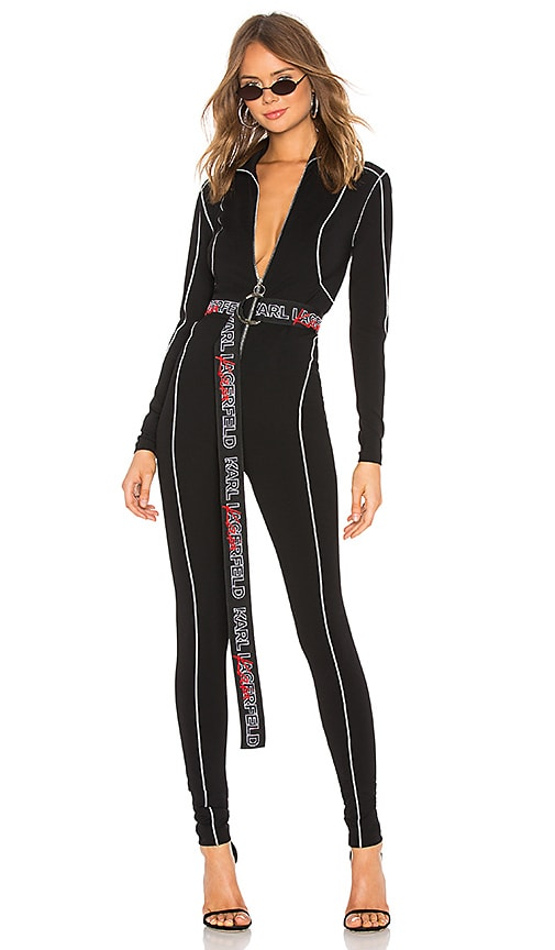 Jersey Catsuit