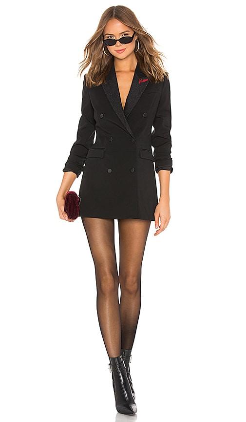 11dec147c1dfb5 KARL X KAIA Tux Blazer in Black | REVOLVE