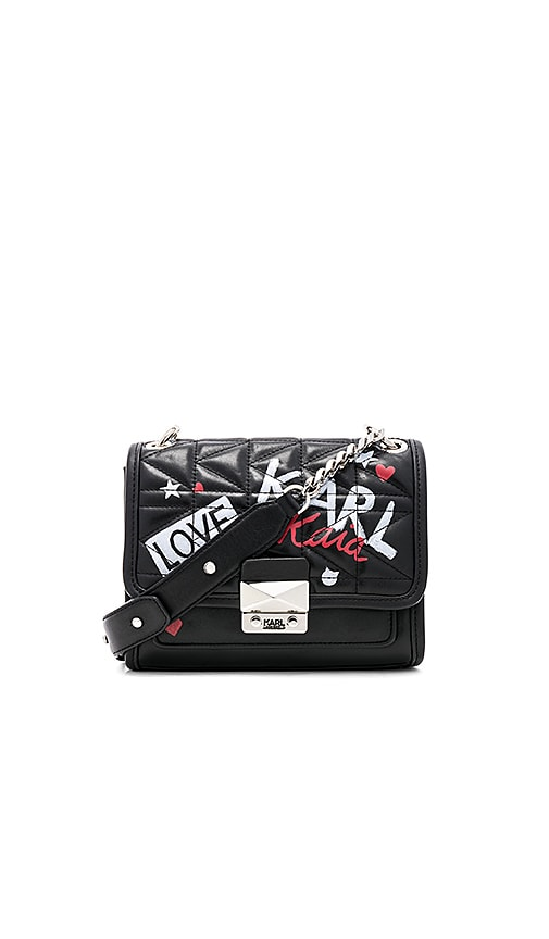 Graffiti Mini Shoulder Bag