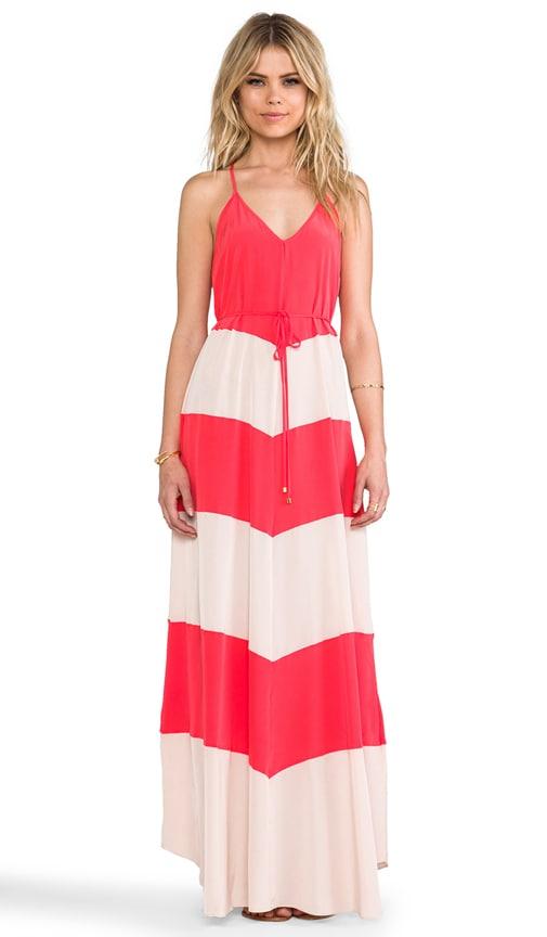 Somer Combo Maxi Dress