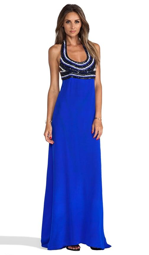 Arlene Strapless Maxi Dress