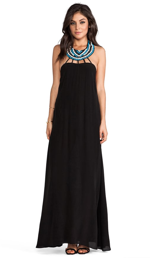 Irenah Beaded Maxi Dress