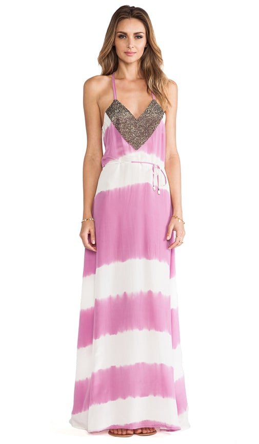Nassarena Beaded Maxi Dress