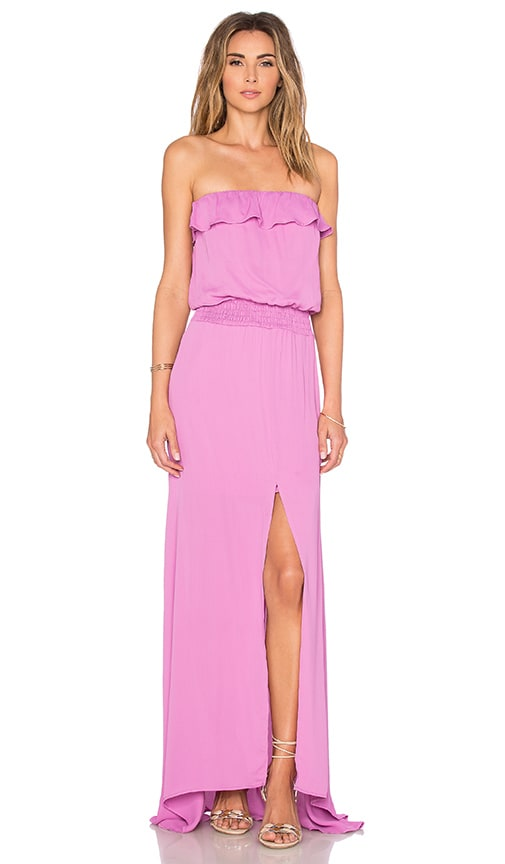 Karina Grimaldi Yaffa Maxi Dress in Purple