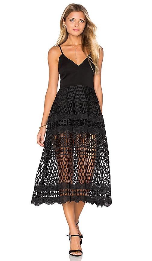 Alice Crochet Dress
