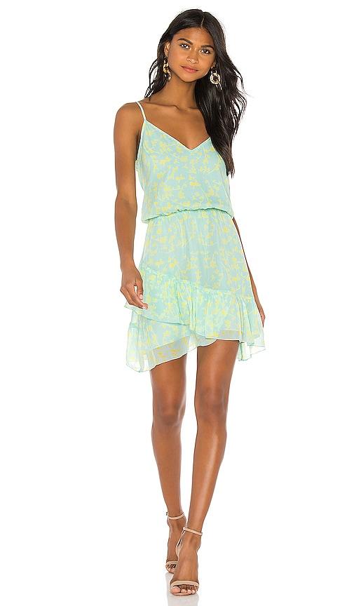 Love Print Dress
