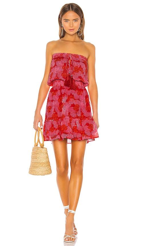 Olie Print Mini Dress