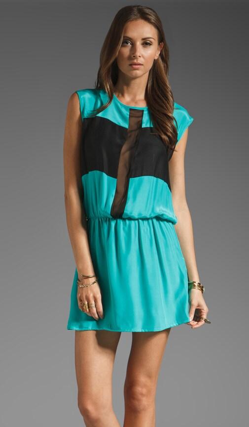 Sport Combo Mini Dress