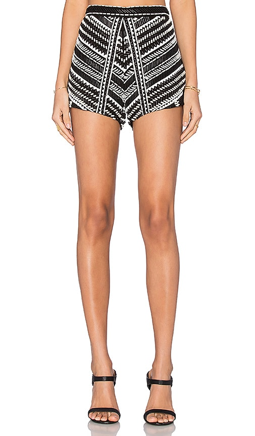 Siesta Beaded Shorts