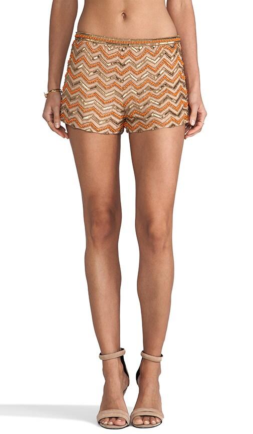Clarity Beaded Shorts
