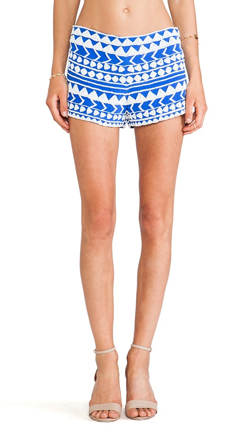 Manola Beaded Shorts