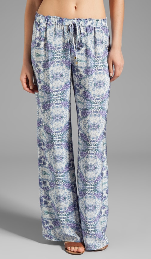 Maui Print Pants