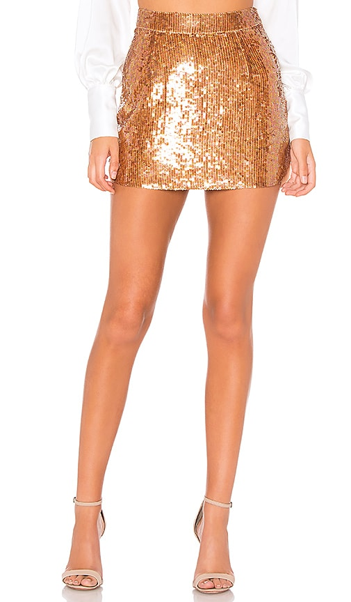 Lara Sequin Skirt