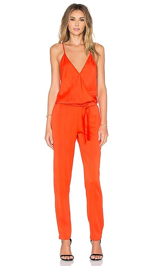 Karina Grimaldi Maday Jumper in Orange
