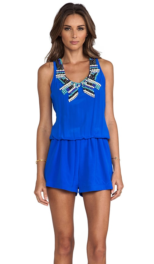 Aires Beaded Romper