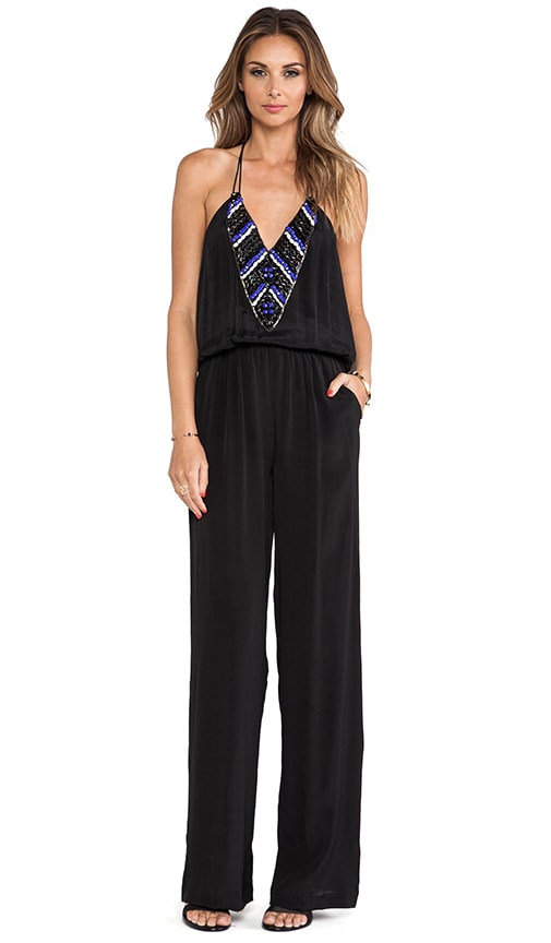 Palmer Beaded Jumpsuit