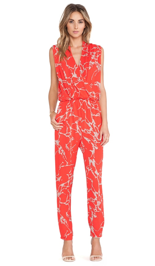 Odella Print Jumpsuit