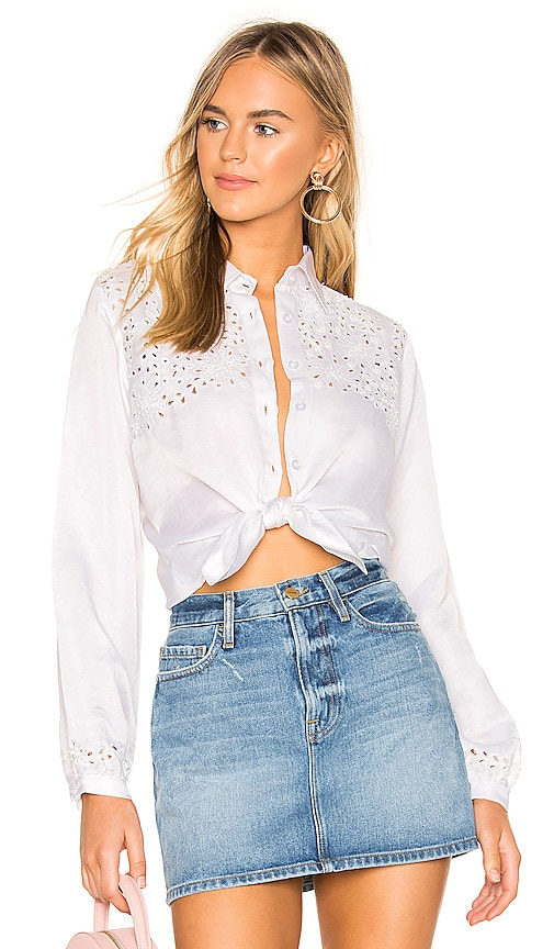 Bella Embellished Top