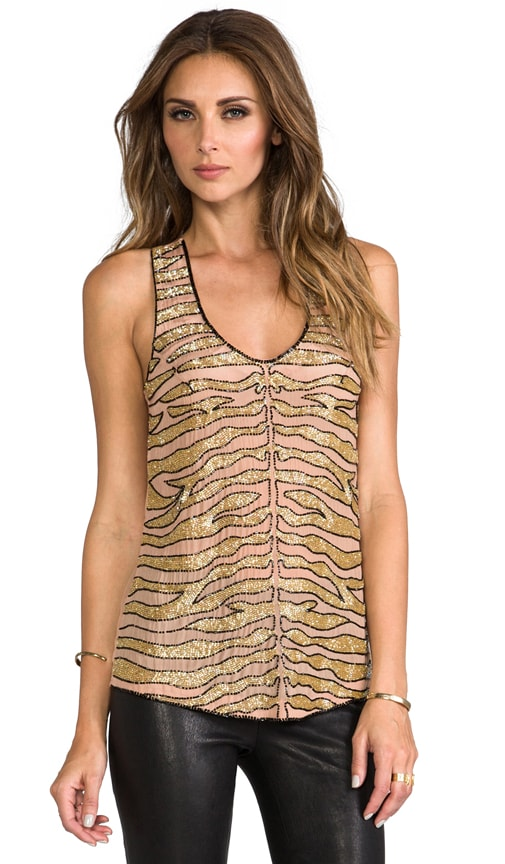 Kenya Beaded Top