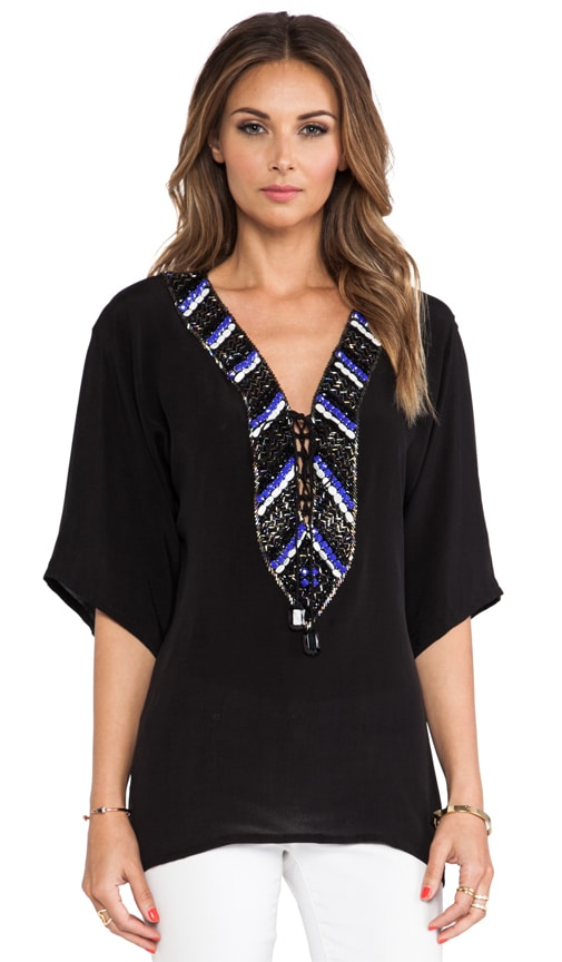Palmer Beaded Blouse
