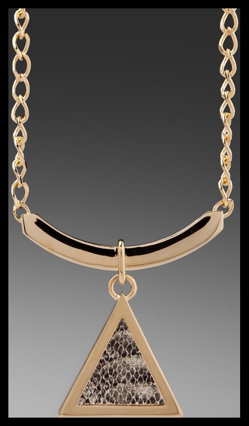Python Pendant Necklace