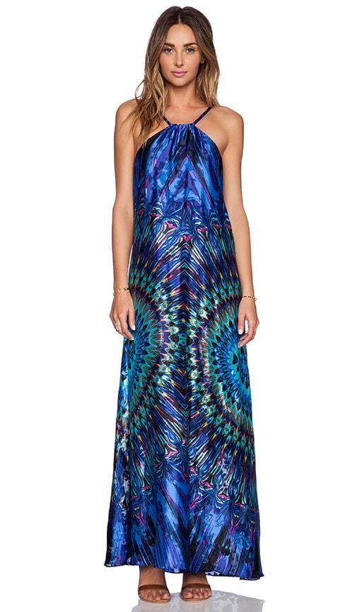 KAS New York Nela Maxi Dress in Multi