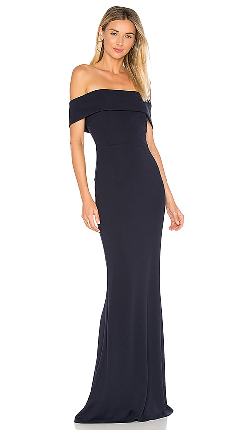 Katie May Legacy Gown in Blue