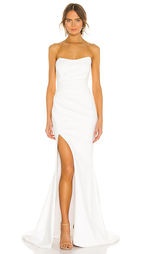 X NOEL AND JEAN Divinity Gown Katie May $695