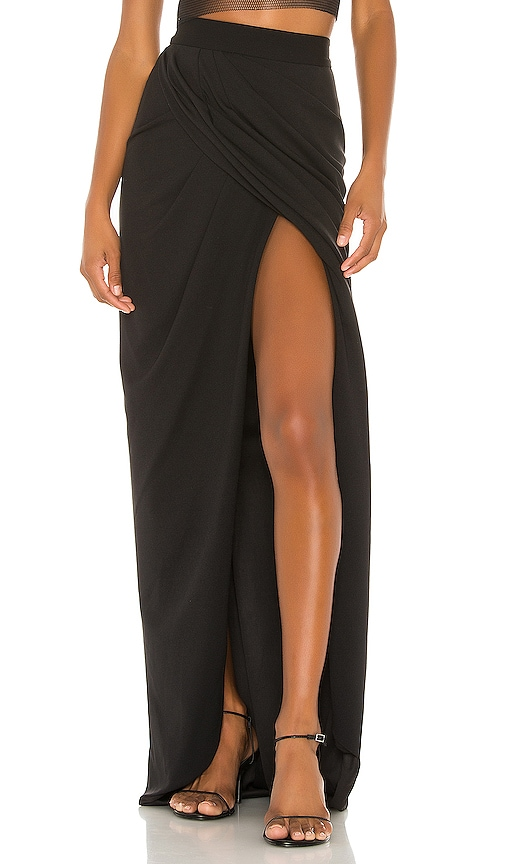 Always Flexin Wrap Skirt