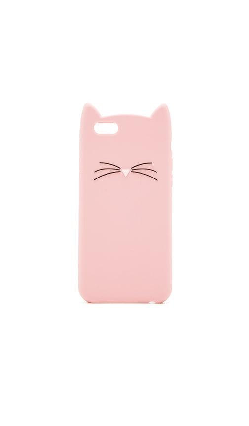 Silicone Cat iPhone 6 Case