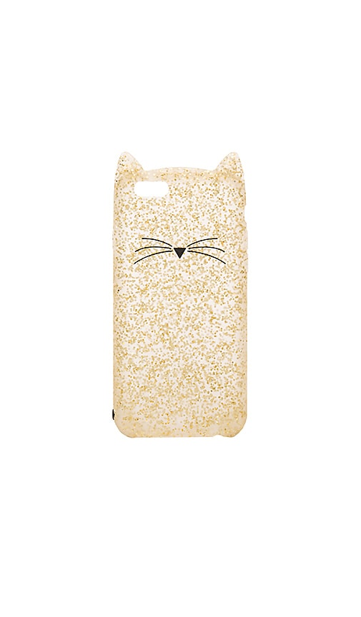 Glitter Cat iPhone 6/6s Case