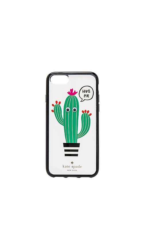 kate spade new york Hug Me iPhone 7 Case in Green